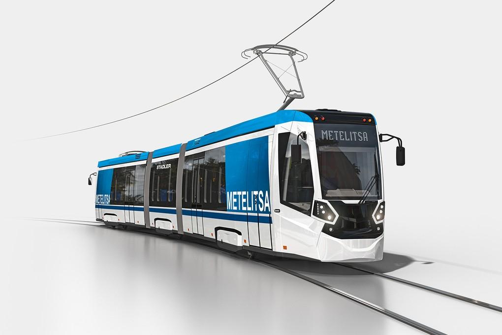 Grupo JOCA y Molinari Rail adjudican  a Stadler Rail la fabricación de los 12 tranvías para el Proyecto del Tren Metropolitano de Cochabamba