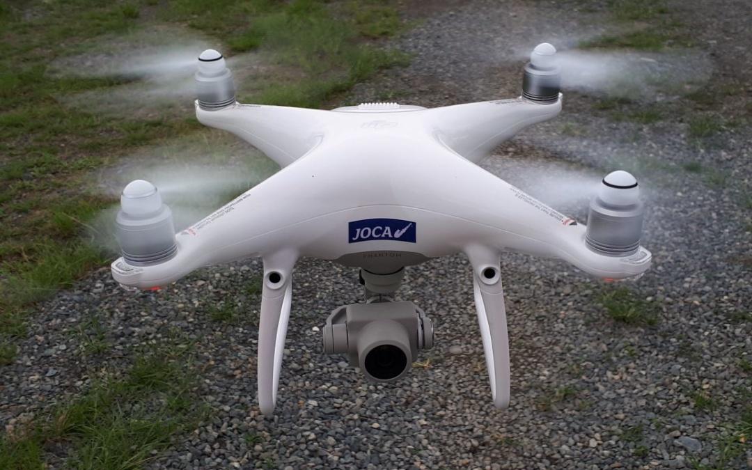 Nuestro dron en Panamá
