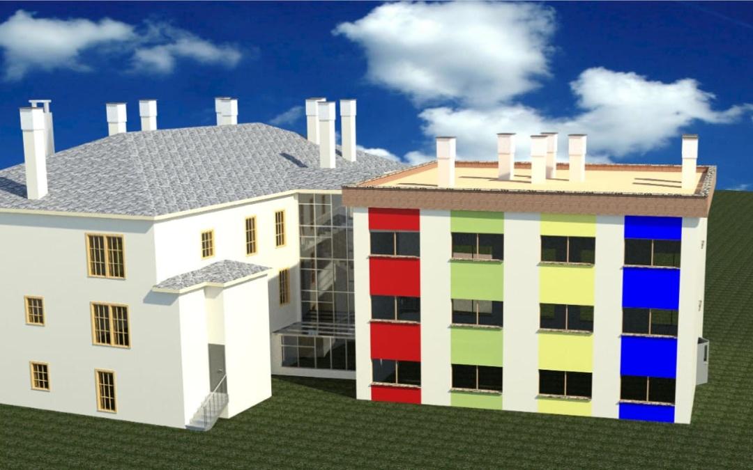 Joca construirá una residencia para la Tercera Edad en Guitiriz (Lugo)